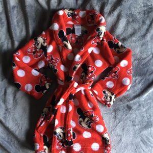 Disney Minnie Mouse Robe
